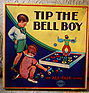 ExRARE 1929 All-Fair Dexterity Game TIP THE BELL BOY